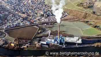 Verbrennungsanlage in Walheim geplant: 180 000 Tonnen Klärschlamm pro Jahr - Bietigheimer Zeitung