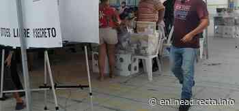 Elecciones tranquilas resultado final de la jornada en Altamira - EnLíneaDirecta.info