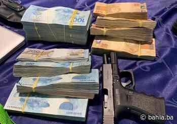 PF cumpre mandados em Salvador e Jacobina contra suspeitos de assalto a bancos - Bahia.ba
