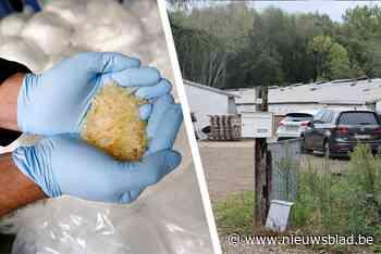 """Tot 7 jaar cel voor eerste meth-labo in Limburg: """"1 ton kristallen goed voor 101 miljoen euro"""""""