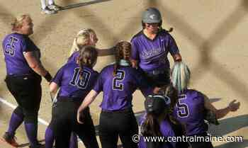 Softball: Waterville thumps Oceanside, makes triumphant return to postseason - Kennebec Journal and Morning Sentinel
