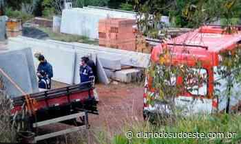 Homem morre em acidente de trabalho em Pato Branco - Diário do Sudoeste
