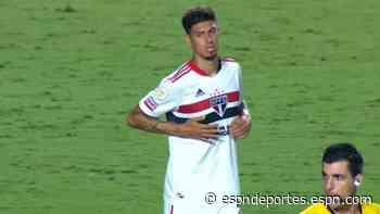 Debut para Emiliano Rigoni con la camiseta de San Pablo - ESPN Deportes