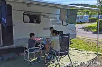 Meiningen - Camping-Saison startete - inSüdthüringen