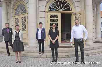 Kirchenkreis Meiningen - Gestärkt weitergehen - inSüdthüringen