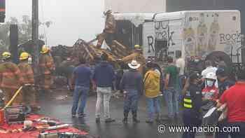 Testigo de accidente en Cartago: 'Fue muy impactante; quedaron latas retorcidas por todo lado' - La Nación Costa Rica