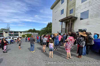 Healing ceremony held at Highland Manor in Port Hardy – North Island Gazette - North Island Gazette