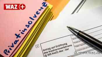 Velbert: Die Zahl der Insolvenzen ist deutlich angestiegen - Westdeutsche Allgemeine Zeitung