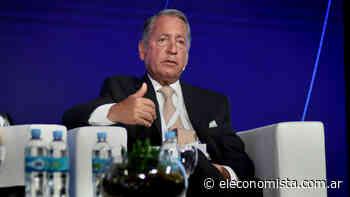 El experimentado Funes de Rioja asume hoy como líder de la UIA - El Economista