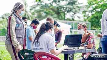 Más de mil beneficiarios en jornada de identificación en corregimientos de Riohacha - La Guajira Hoy.com
