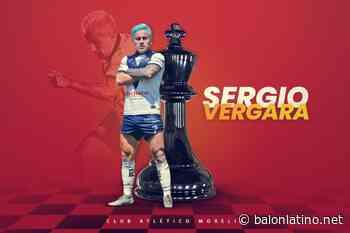 Sergio Vergara es nuevo jugador del Morelia - Balón Latino - Balón Latino