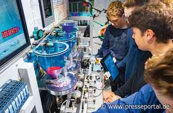 DISCOVER INDUSTRY zeigt in Fellbach die Welt der Industrie (10.-11.6.) - Presseportal.de