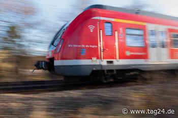 Kurz vor Fellbach: Plötzlich trifft ein Stein die Frontscheibe der S-Bahn! - TAG24