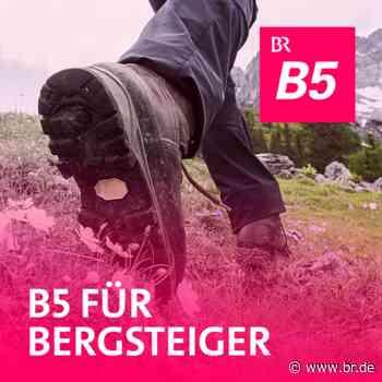 Mit Nordic Walking in den Frühling bei Oberstdorf - B5 für Bergsteiger   BR Podcast - BR24