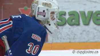 Cougars swap for WHL rights to goaltender Jordan Fairlie from Swift Current - CKPGToday.ca