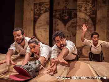 Festival de Teatro de Ipatinga divulga seleção de 'conectados' | Portal Diário do Aço - Jornal Diário do Aço
