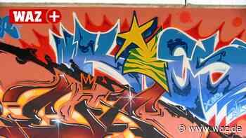 Velbert sucht Graffitikünstler zur Verschönerung von Tunneln - Westdeutsche Allgemeine Zeitung