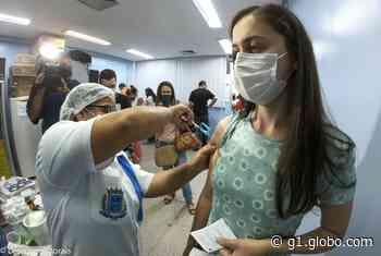 Governador Valadares amplia vacinação para profissionais da educação infantil e pré-escola - G1