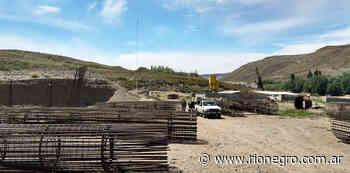 Ingenieros cuestionan la obra del nuevo puente de La Rinconada - Diario Río Negro