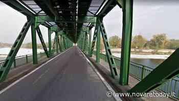 Galliate, chiuso alle auto il ponte sul Ticino per più di tre mesi - NovaraToday