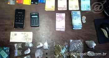 Ação policial na cidade de Ouro Branco - Estado Atual