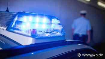 Polizei ermittelt nach Sachbeschädigungen in Eslohe - Westfalenpost