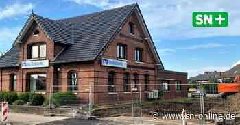 Niedernwöhren: Volksbank Hameln-Stadthagen beginnt Ausbau des Standorts - das ist der Zeitplan - Schaumburger Nachrichten
