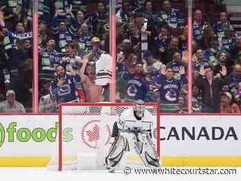 Canucks: Habs hockey hysteria, playoff border opening captures imagination - Whitecourt Star