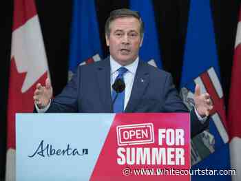 Alberta to introduce motion for proposed equalization referendum Monday - Whitecourt Star