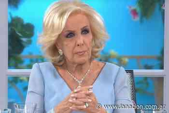 Mirtha Legrand lloró al ver algo en TV y Juana Viale contó qué la emocionó - LA NACION
