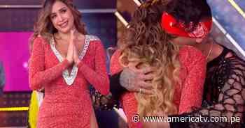 Milett Figueroa lloró al derrotar a Pamela Franco en versus de canto - América Televisión