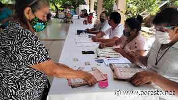 PREP 2021: Consulta aquí los resultados de la Elección en Izamal - PorEsto