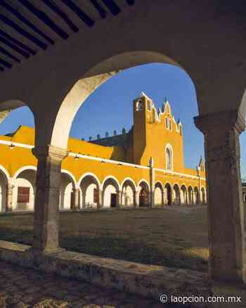 Izamal; el pueblo mágico de color amarillo en yucatán - La Opcion