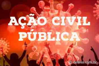 MPF e MPAC pedem fechamento de estabelecimento em Rio Branco, além de multa de R$ 2,4 milhões por violações reiteradas às medidas restritivas - Defesa - Agência de Notícias