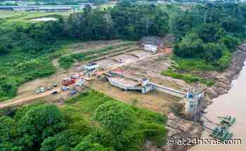 Problema técnico na ETA II compromete abastecimento de água em Rio Branco - ac24horas.com