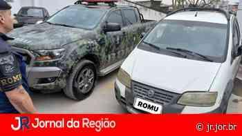 Guarda de Itatiba prende dois por uso de dublê - JORNAL DA REGIÃO - JUNDIAÍ