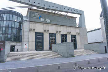 Une intervention architecturale prévue pour la façade du théâtre de SQY - La Gazette de Saint-Quentin-en-Yvelines