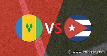 Por el Grupo C - Fecha 5 se enfrentarán San Vicente y las Granadinas y Cuba - infobae