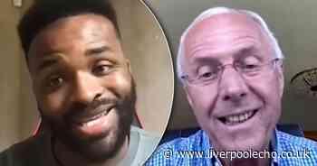 Sven hits back at Darren Bent after ex-Everton forward question