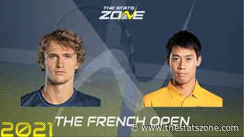 Tennis 2021 French Open Round of 16 – Alexander Zverev vs Kei Nishikori Preview & Prediction - The Stats Zone