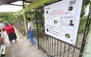 Se empaña jornada electoral, en Misantla - Diario de Xalapa
