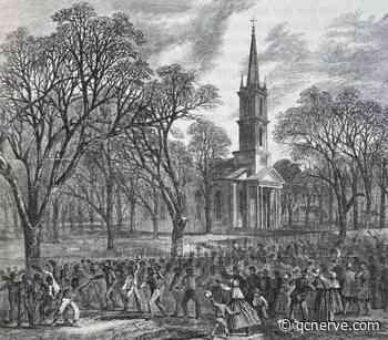 Black History of Charlotte: Slavery & Revolution Part 2 - qcnerve.com