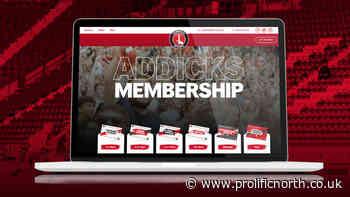 Charlton Athletic appoints Stockport agency Platform81 - Prolific North