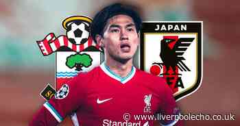 Liverpool's plan for Takumi Minamino as transfer stance confirmed