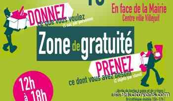 Première zone de gratuité à Villejuif - 94 Citoyens