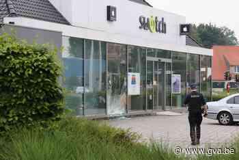 Ramkraak bij Switch in Aartselaar, daders zijn op de vlucht - Gazet van Antwerpen