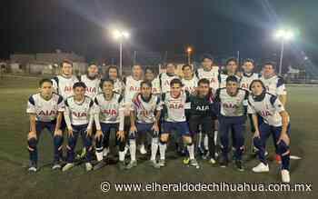 Buscan boleto a la liguilla en la San Felipe de Futbol - El Heraldo de Chihuahua