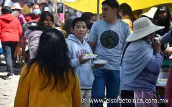 Los jóvenes también salieron a votar en San Felipe del Progreso - El Sol de Toluca