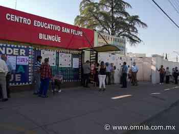Instalación retrasada en casilla de San Felipe genera filas e inconformidad - Omnia
