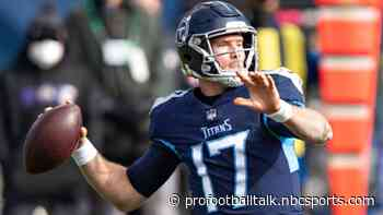 Titans restructure Ryan Tannehill's contract